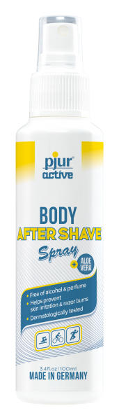 PJURACTIVE Body After Shave Spray 100 ml